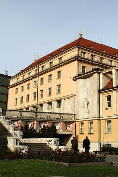 Czech Ministry of Health. Image courtesy of Wikimedia Commons, author Ondřej Kořínek.