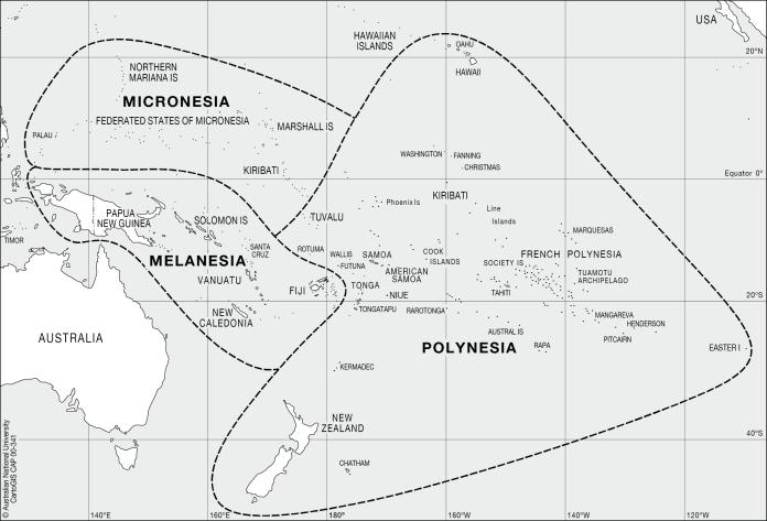 (Micronesia, Polynesia, Melanesia - via iusboverseas)