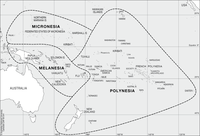 Moana Review Pacific Islander