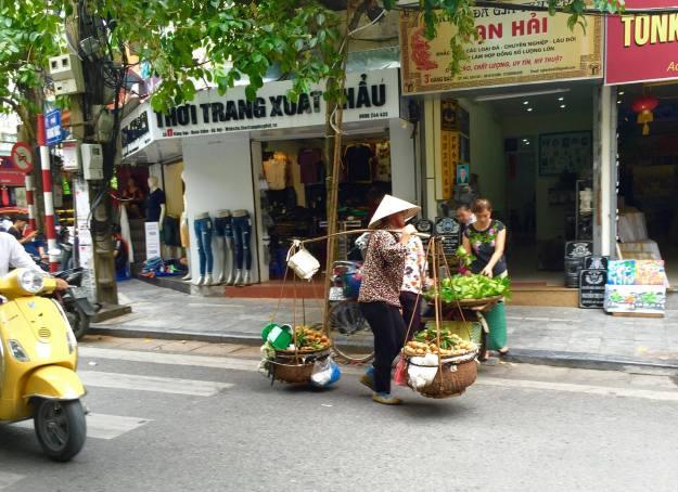 Hanoi Peddler